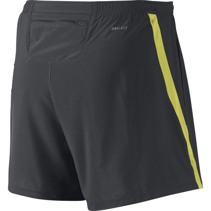 "Шорты л/а Nike 5"" Distance Short тёмно-серые - 2"