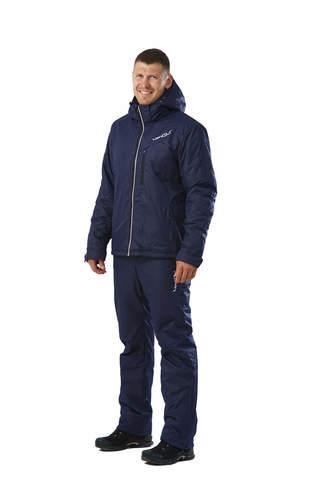 Nordski Premium детский лыжный костюм navy