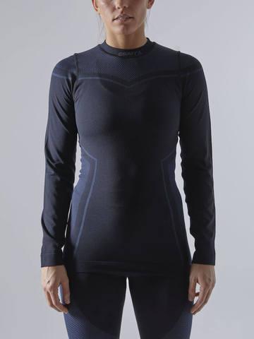 Craft Core Dry Fuseknit комплект термобелья женский black