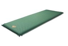 Alexika Alpine Plus 80 самонадувающийся коврик pine green