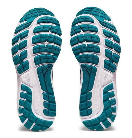 Asics Gel Cumulus 22 беговые кроссовки женские бирюзовые