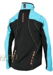 Лыжная Куртка One Way Catama голубая