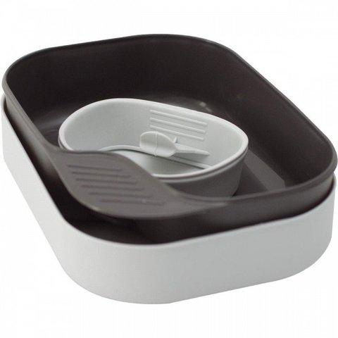 Wildo Camp-A-Box Basic набор туристической посуды light grey