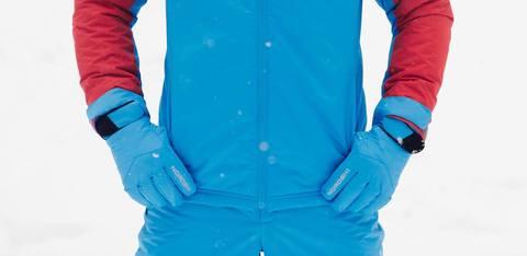 Nordski Jr Arctic National Membrane теплые перчатки детские