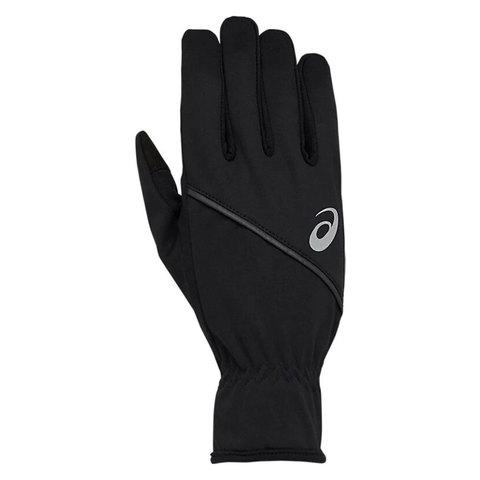 Asics Thermal Gloves утепленные перчатки для бега черные