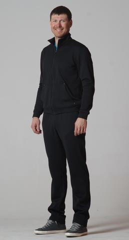 Nordski Zip Base костюм мужской черный