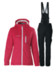 Nordski Active для девочек утепленный лыжный костюм черный-розовый - 3