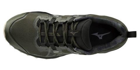 Mizuno Wave Mujin 6 кроссовки беговые для мужчин черные