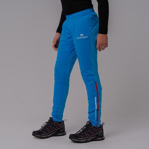Nordski Jr Pro RUS разминочные брюки детские