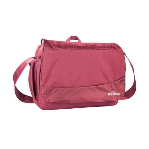 Tatonka Baron городская сумка bordeaux red