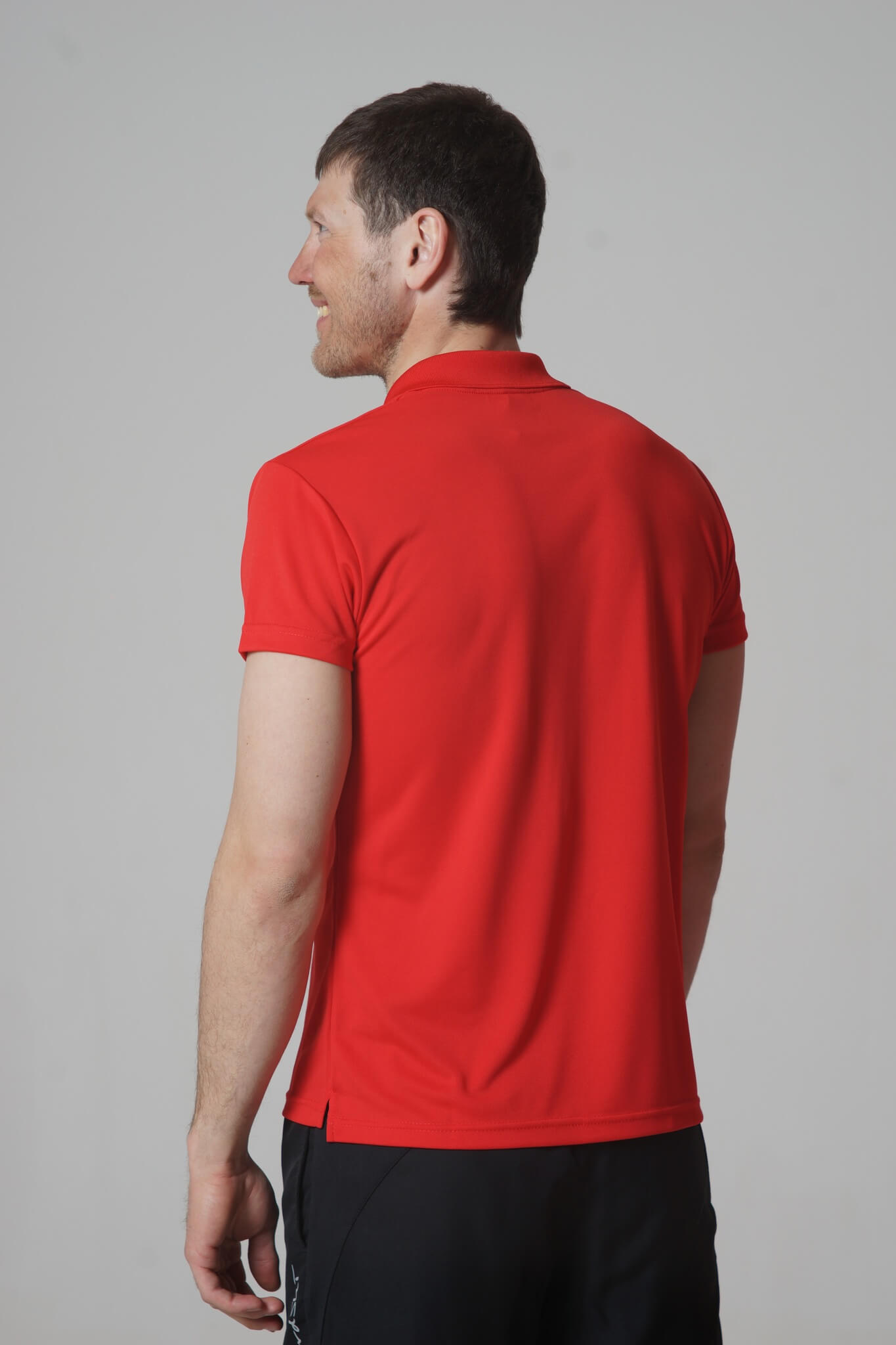 Nordski Active мужская футболка поло красная - 2