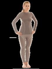 Комплект термобелья женский Brubeck Thermo