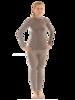 Комплект термобелья женский Brubeck Thermo - 1