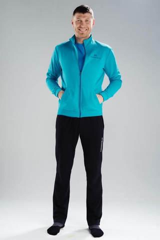 Nordski Jr Zip Cuff спортивный костюм детский breeze-black