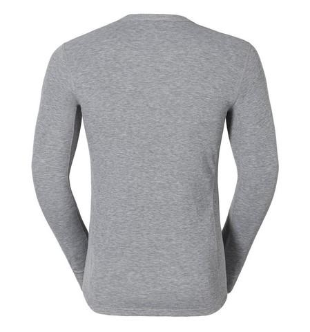 Odlo Warm мужская терморубашка серый меланж