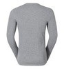 Odlo Warm мужская терморубашка серый меланж - 1