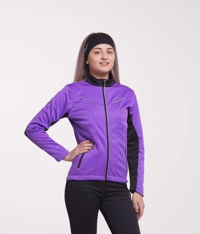 Nordski Premium женская лыжная куртка фиолет