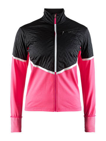 Craft Urban Run Thermal Wind женская куртка black-pink