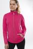 Craft Warm Storm 2.0 женский костюм для бега зимой черный-розовый - 2