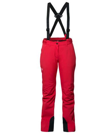 8848 Altitude Ewe женские горнолыжные брюки red