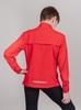 Nordski Jr Motion куртка ветровка детская  Red - 2