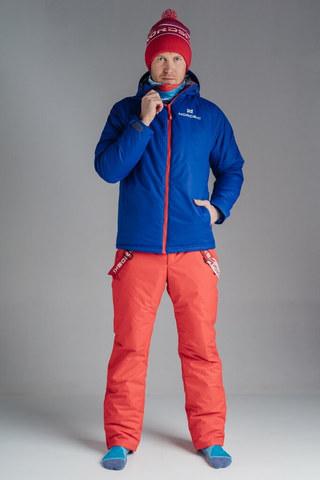 Nordski Motion Patriot утепленный лыжный костюм мужской