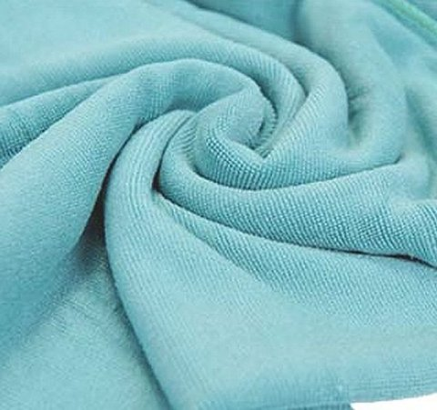 Green-Hermit Traveling Towel S полотенце синее