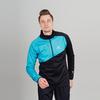 Nordski Premium лыжная куртка мужская blue-black - 1