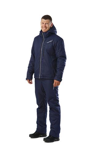 Nordski Premium детский лыжный костюм утепленный navy