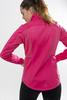 Craft Warm Storm 2.0 женский костюм для бега зимой черный-розовый - 3