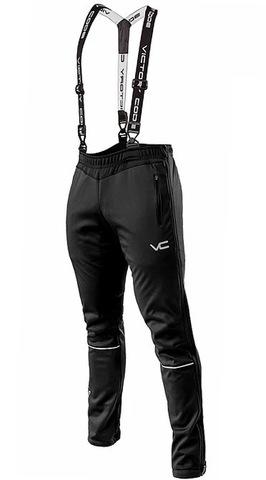 Vicory Code Jr Dynamic лыжные брюки-самосбросы детские с лямками