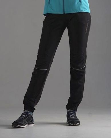 Nordski Motion Run костюм для бега женский Black