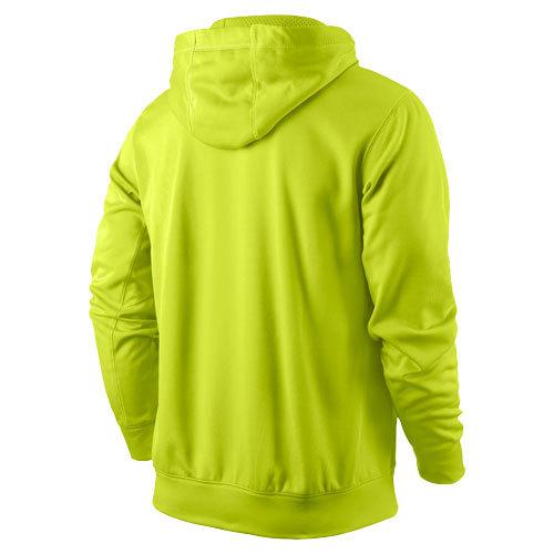 Толстовка Nike KO Full Zip Hoody 2.0 салатовая - 5