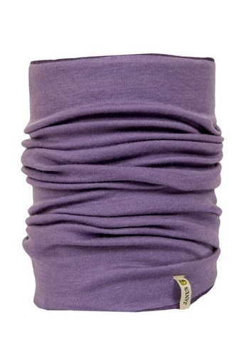 Janus Design Wool многофункциональный баф сиреневый
