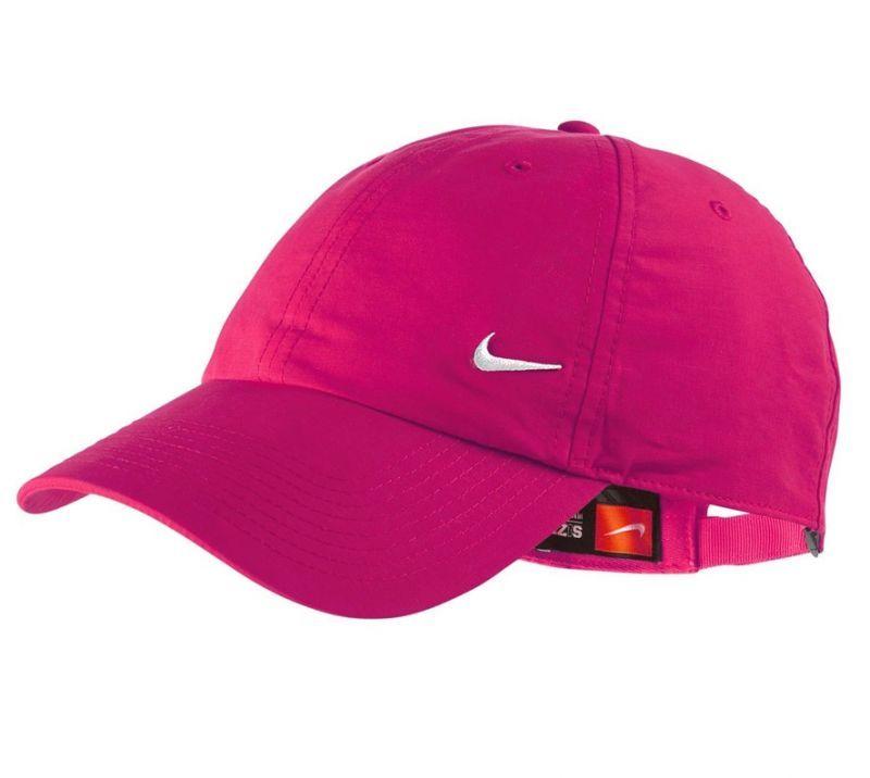 Бейсболка Nike розовая - 2