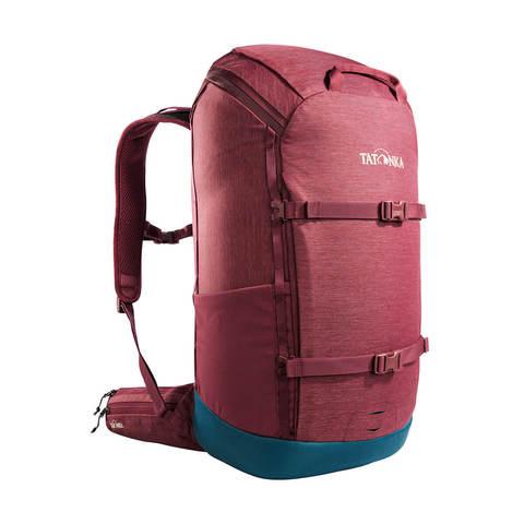 Tatonka City Pack 30 городской рюкзак bordeaux red