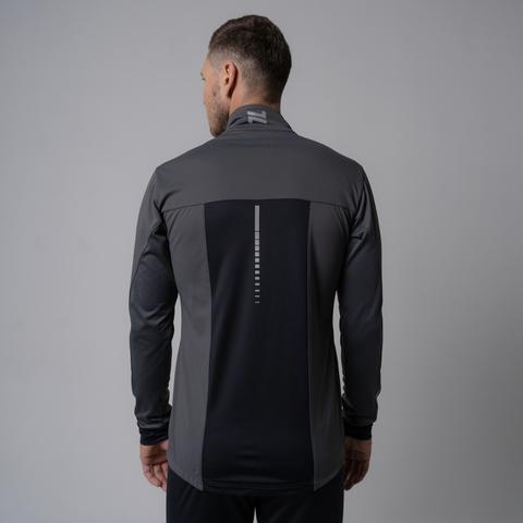 Nordski Pro разминочная куртка мужская graphite