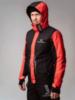 Nordski Extreme горнолыжная куртка мужская black-red - 2