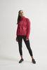 Craft Eaze куртка ветровка для бега женская розовая - 4