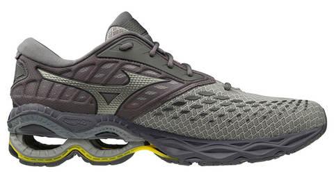 Mizuno Wave Creation 21 кроссовки для бега мужские серые