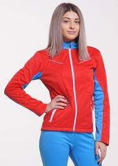 Nordski National детская лыжная куртка красная