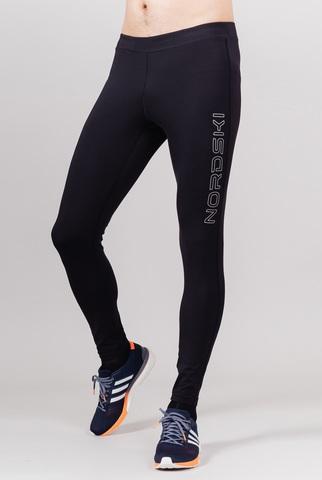 Nordski Sport Elite костюм для бега мужской blue-black