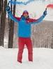 Nordski National 2.0 утепленный лыжный костюм мужской red - 1