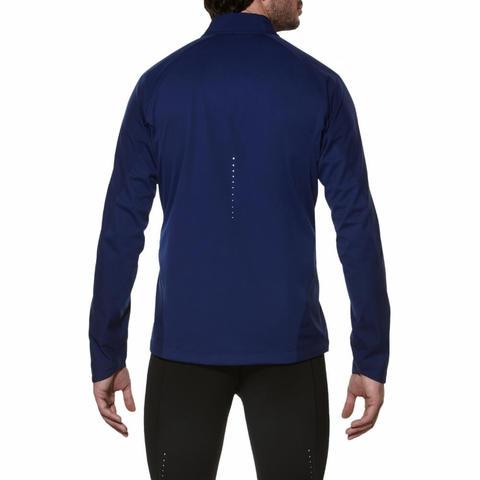 Куртка мужская Asics Windstopper (124740 8052) синяя