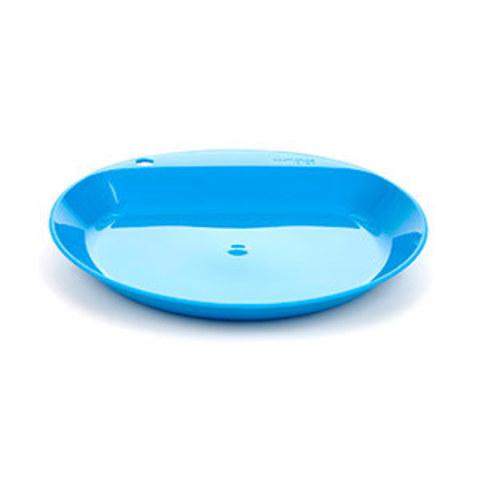 Wildo Camper Plate Flat плоская туристическая тарелка light blue