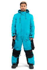Cool Zone SnowMen мужской сноубордический комбинезон
