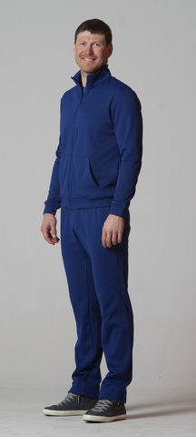 Nordski Zip Base костюм мужской темно-синий