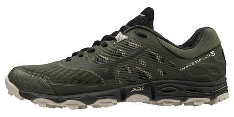 Mizuno Wave Hayate 5 кроссовки для бега мужские черные