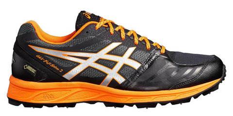 Asics Gel FujiSetsu 2 Goretex  мужские шипованные кроссовки