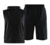 Craft Deft 2.0 Stretch мужской тренировочный комплект черный - 1